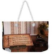 Amazing Grace Weekender Tote Bag by Toni Hopper