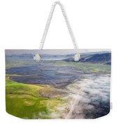 Amazing Iceland Landscape Weekender Tote Bag