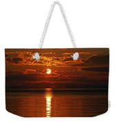 Amazing Sunset Weekender Tote Bag