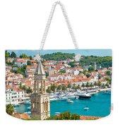Amazing Town Of Hvar Harbor Weekender Tote Bag