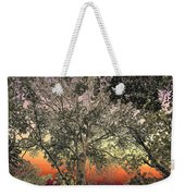 Glowing Sky Weekender Tote Bag