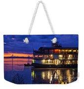 Amazon Sunset Weekender Tote Bag