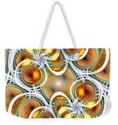 Amber Clusters Weekender Tote Bag