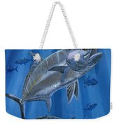 Amberjack In0029 Weekender Tote Bag
