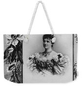 Amelie Of Portugal (1865-1951) Weekender Tote Bag
