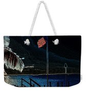 America All The Way 8 Weekender Tote Bag by Rene Triay Photography