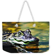 American Alligator 1 Weekender Tote Bag