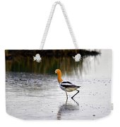 American Avocet Weekender Tote Bag by Al Powell Photography USA