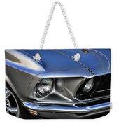 American Badass Weekender Tote Bag by Gordon Dean II