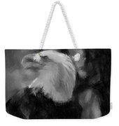 American Bald Eagle V4 Weekender Tote Bag