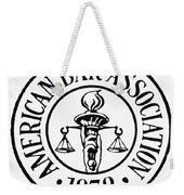 American Bar Association Weekender Tote Bag