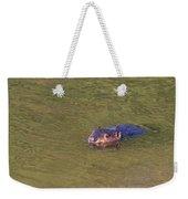 American Beaver Weekender Tote Bag