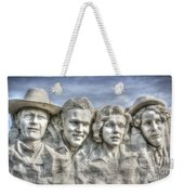 American Cinema Icons - America's Sweethearts Weekender Tote Bag