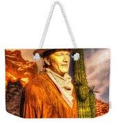 American Cinema Icons - The Duke Weekender Tote Bag