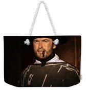 American Cinema Icons - The Man With No Name Weekender Tote Bag