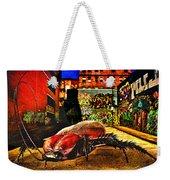 American Cockroach Weekender Tote Bag