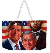 American Courage Weekender Tote Bag