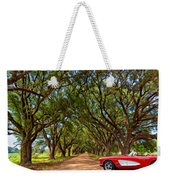 American Dream Drive 2 Weekender Tote Bag