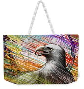 American Eagle Weekender Tote Bag