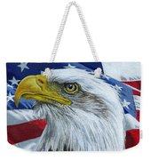 American Eagle Weekender Tote Bag by Sarah Batalka