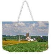 American Farmland 3 Weekender Tote Bag