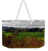American Farmland Weekender Tote Bag