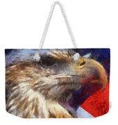 American Flag Photo Art 04 Weekender Tote Bag