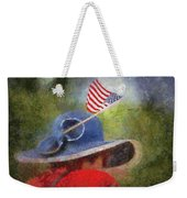 American Flag Photo Art 06 Weekender Tote Bag
