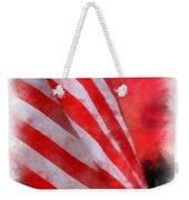 American Flag Photo Art 07 Weekender Tote Bag