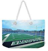 American Football Stadium Weekender Tote Bag