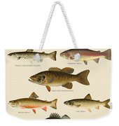 American Game Fish Weekender Tote Bag