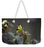 American Goldfinch 5 Weekender Tote Bag