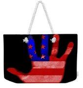 American Hand Weekender Tote Bag