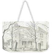 American Home II Weekender Tote Bag