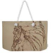 American Horse - Oglala Sioux Chief - 1880 Weekender Tote Bag