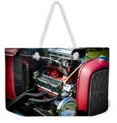 American Hotrod Weekender Tote Bag