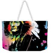American Indian Silo Weekender Tote Bag
