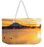 American Lake 2010 Weekender Tote Bag