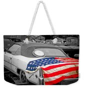 American Made Weekender Tote Bag