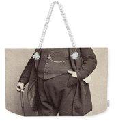 American Man, 1860s Weekender Tote Bag