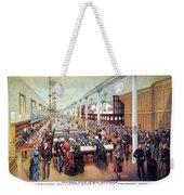 American Millinery, C1885 Weekender Tote Bag