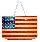 American Money Flag Weekender Tote Bag