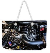 American Muscle Car Power Weekender Tote Bag