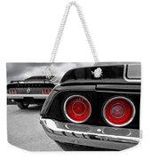 American Muscle Weekender Tote Bag by Gill Billington