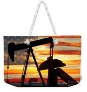 American Oil  Weekender Tote Bag