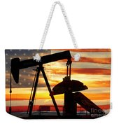 American Oil  Weekender Tote Bag by James BO  Insogna