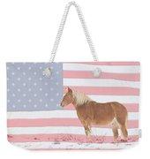 American Palomino Weekender Tote Bag