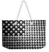 American Pastime In Black And White1 Weekender Tote Bag