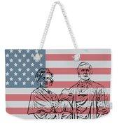 American Patriots Weekender Tote Bag