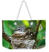 American Redstart Nest Weekender Tote Bag
